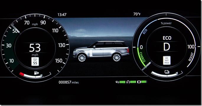 2018 Range Rover PHEV - Interior (4)
