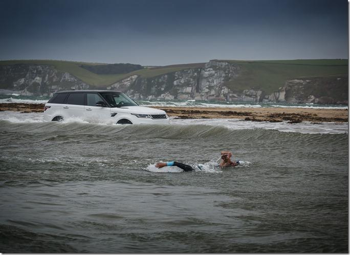 2019 Range Rover Sport PHEV Open Water Challenge (8)