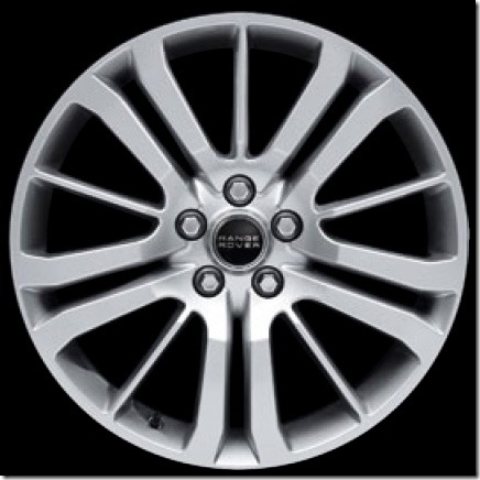 20in 15 Spoke Alloy Wheel (Style 3)