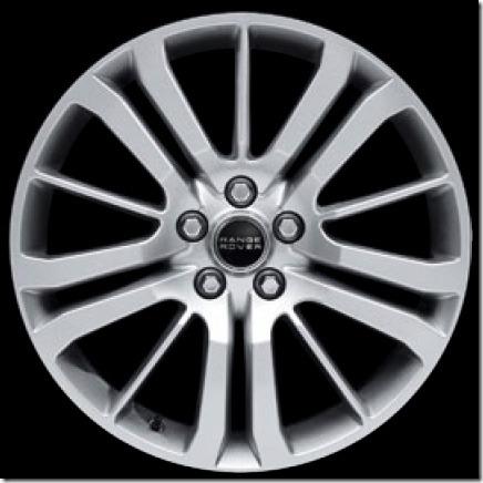 20in 15 Spoke Alloy Wheel (Style 3)