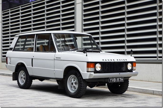 40 Years of Range Rover (2)