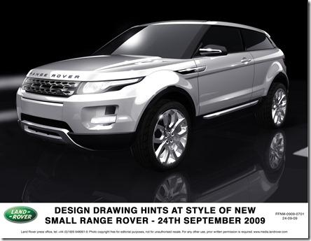 Small Range Rover