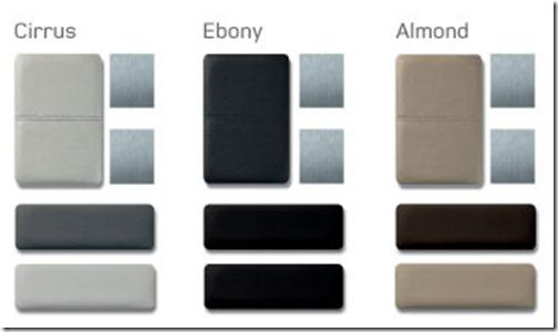 Range Rover Evoque - Pure - Cirrus, Ebony & Almond