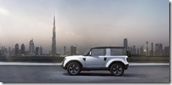 Land Rover DC100 in Dubai (1)