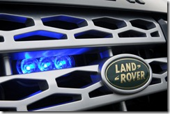 Land Rover Discovery 4 - LR4 Armored (2)
