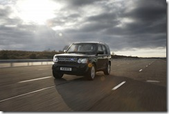 Land Rover Discovery 4 - LR4 Armored (5)