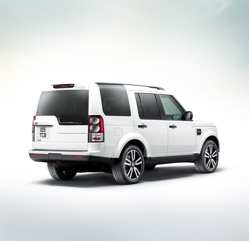 Land Rover Discovery 4 Landmark Edition Landrover Ovalnews