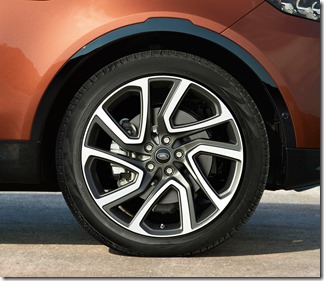 Land Rover Discovery Dynamic Pack (4)