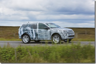Land Rover Discovery Sport in Camouflage (4)