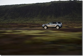 Land Rover Discovery Sport in Iceland - Corris Grey (3)