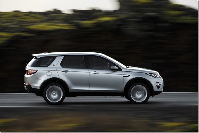 Land Rover Discovery Sport in Iceland - Indus Silver (14)