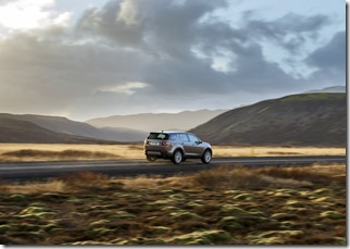 Land Rover Discovery Sport in Iceland - Kaikoura Stone (5)