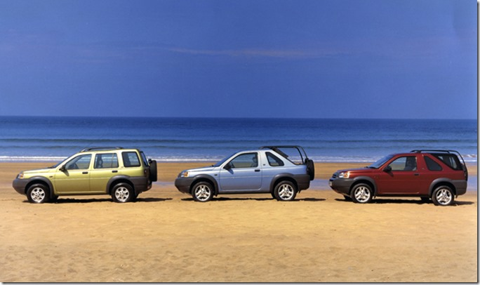 Land Rover Freelander V6
