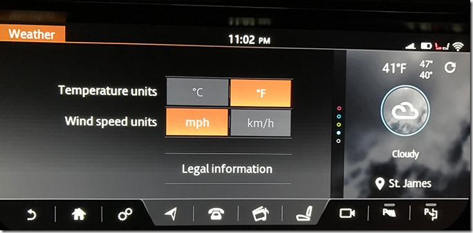 MY17-L405-Weather-Settings