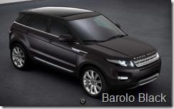 Range Rover Evoque 5-door Prestige - Barolo Black