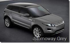 Range Rover Evoque 5-door Prestige - Stornoway Grey