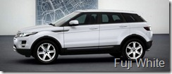 Range Rover Evoque 5-door Pure - Fuji White