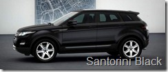 Range Rover Evoque 5-door Pure - Santorini Black
