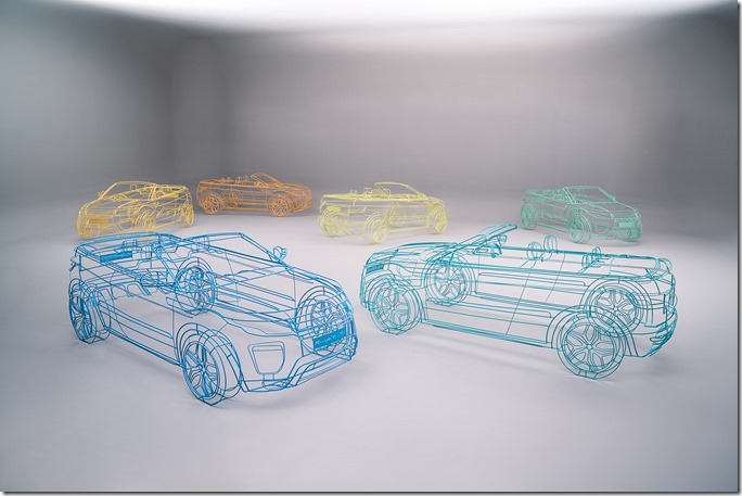 Range Rover Evoque Convertible Wireframes (13)