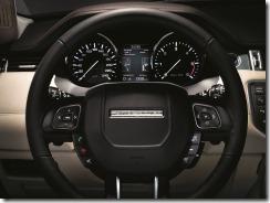 Range Rover Evoque - Steering Wheel with IP
