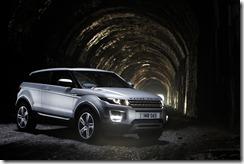 Range Rover Evoque in Indus Silver (3)