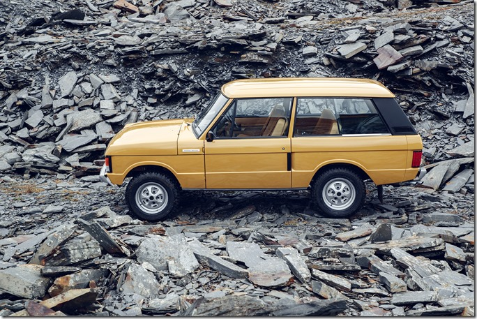 Range Rover Reborn - Land Rover Classic (17)