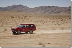 Range Rover - Velar Prototype in Morocco 2012 (3)