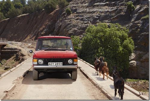 Range Rover - Velar Prototype in Morocco 2012 (8)
