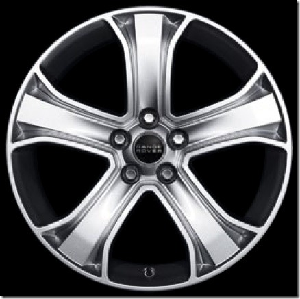 Standard HSE with LUX - 20in 5 Spoke Alloy (Style 6) - Optional Supercharged