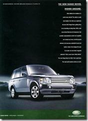 The New Range Rover - Higher Ground