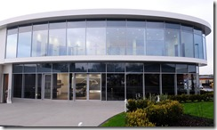 Visitor Centre at Land Rover Solihull (4)