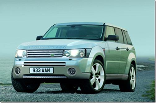 Range Rover Front