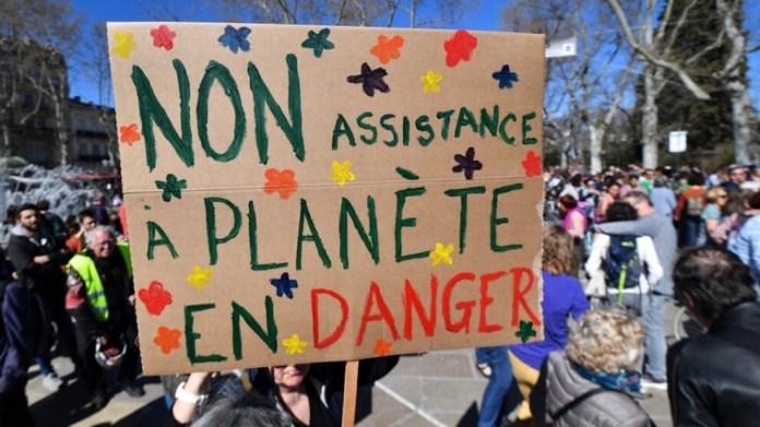 Fransa'da 'yüzyılın iklim davası': Devlet hatalı