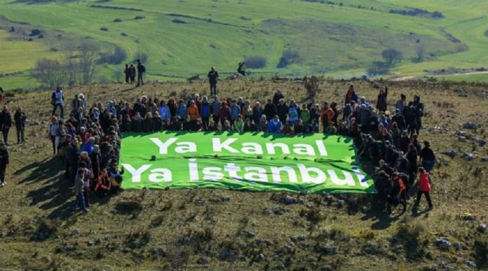 İtirazlara rağmen Kanal İstanbul projesi için ilk kazma 26 Haziran tarihinde vurulacak
