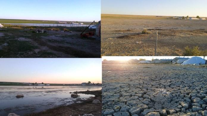 Van Gölü havzası kuruyor