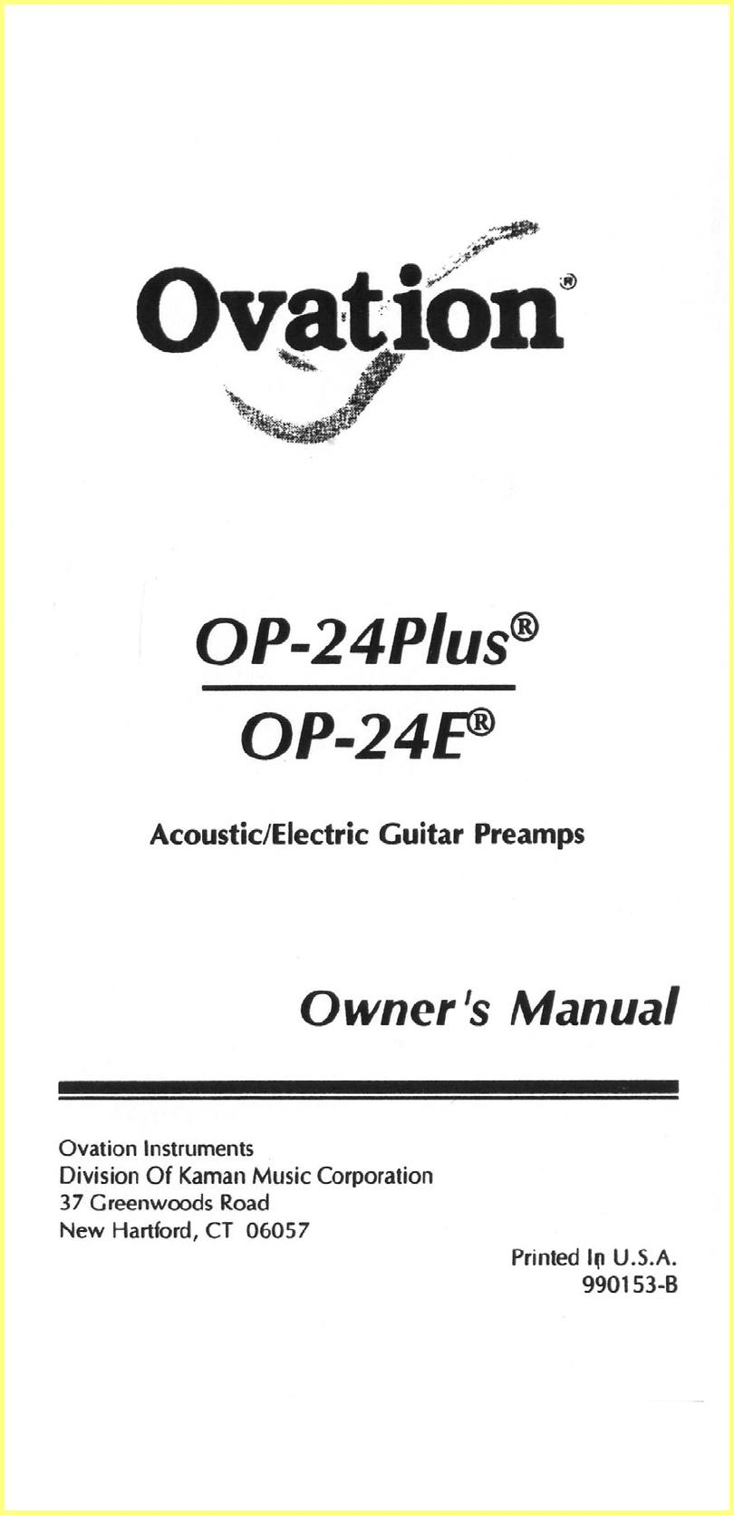 hight resolution of ovation preamp schematic