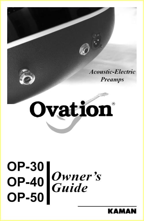 small resolution of ovation preamp schematic
