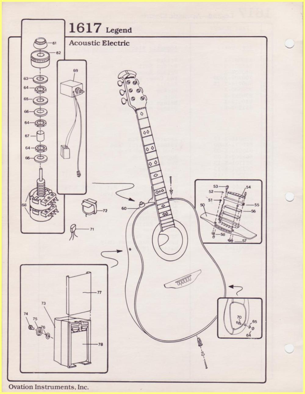 medium resolution of ovation guitar wiring diagram diagram data schema ovation pickup wiring diagram