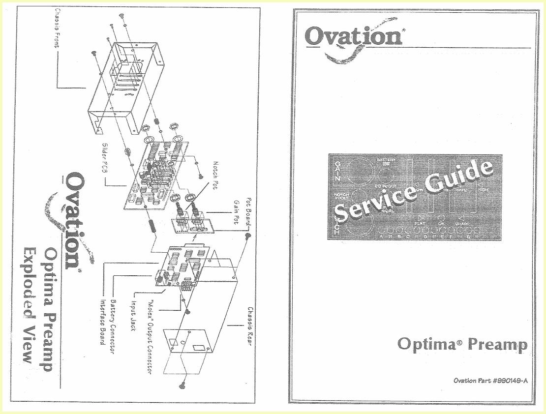 Ovation Electric Guitar Wiring Schematics Electric Guitar