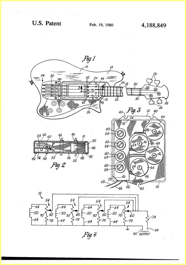 hight resolution of ovation magnum bass pickup 1979 patent active pickup wiring ovation pickup wiring diagram