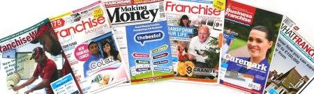 franchise magazines