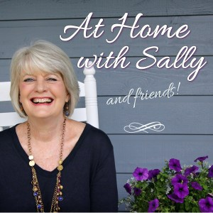 at home with sally and friends