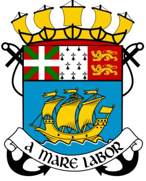 Bandera de Saint Pierre y Miquelon