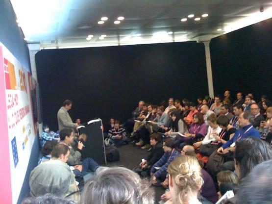 Mesa redonda SEO y Social Media - FICOD 2010