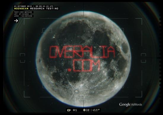 Felicitación de Adwords a Overalia