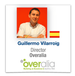 Guillermo Vilarroig, Director de Overalia