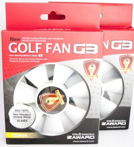 Zaward Golf G3 Packaging 1