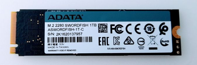 ADATA SSD 10