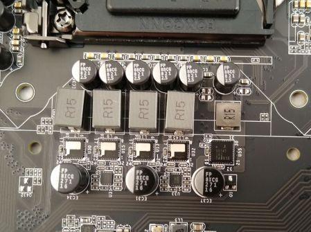 EVGA Z490 FTW 19