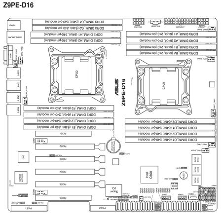 Официальный анонс платы Asus Z9PE-D8 WS для